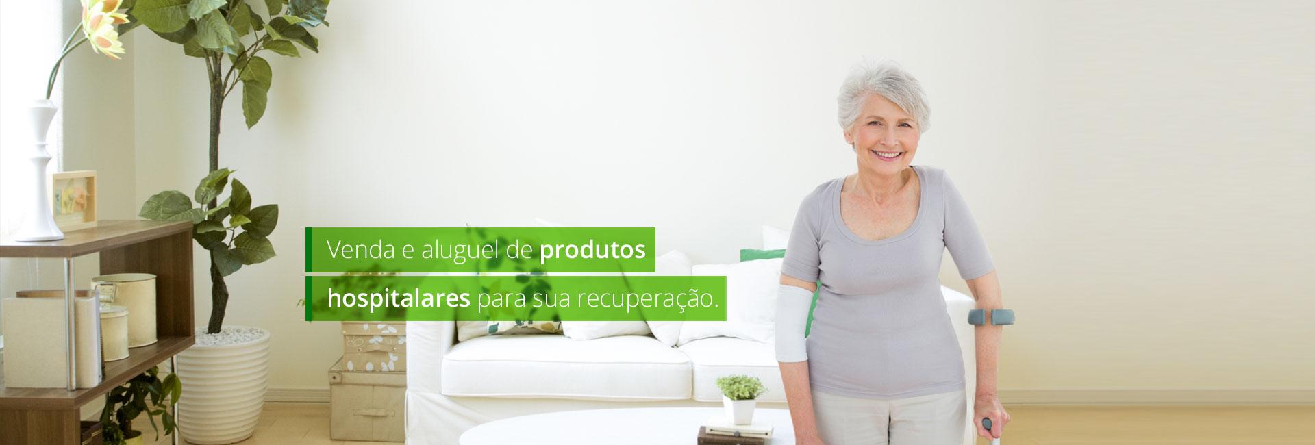 Produtos médicos hospitalares - Amparo