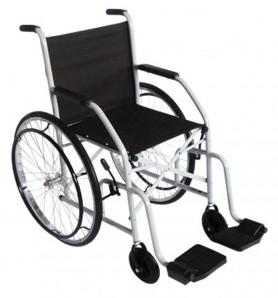 Cadeira de Rodas Ortometal ORT131 | Amparo