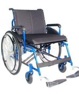 Cadeira de Rodas ORT118 - Sob Encomenda | Amparo