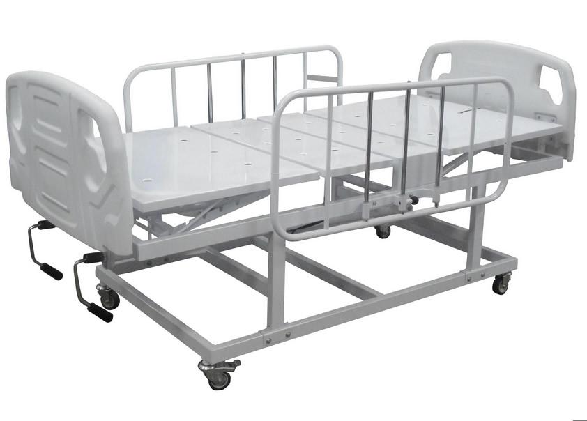 ad631b8a51 Cama Manual 2 movimentos - Locação - Produtos médicos hospitalares - Amparo