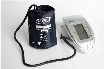 medidor de pressão automatico