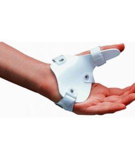 Tala PVC para Polegar | Amparo - Produtos Médico Hospitalares