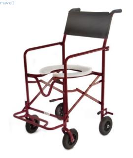 Cadeira de Banho Dobrável - Locação | Amparo Hospitalar