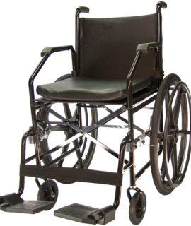 Cadeira de Rodas 1017 Plus | Amparo - Produtos Médico Hospitalares