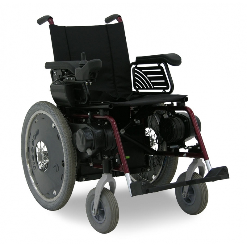 Tipos de Cadeira de Rodas - Amparo Hospitalar