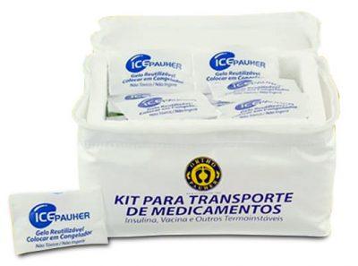 Kit para transportes de medicamentos