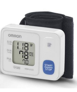 Monitor de Pressão Arterial de Pulso Automático